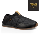 TEVA 美國-男 EmberMoc 二穿式輕量菠蘿麵包鞋 黑