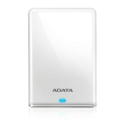 ADATA威剛 HV620S 1TB USB3.1 2.5吋行動硬碟-白色