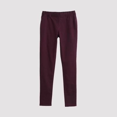 Hang Ten - 女裝 - 彈性修身美型長褲 - 紅