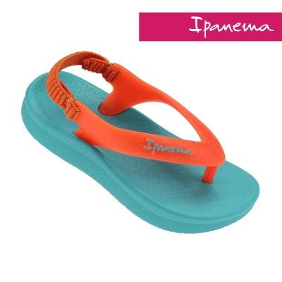 IPANEMA 果凍夏日 寶寶 休閒涼鞋(藍色/橘色)
