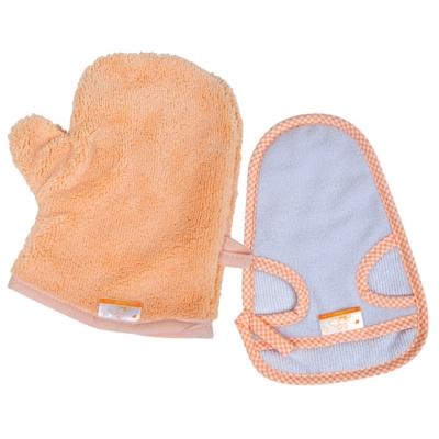 COTEX寶寶洗澡手套巾