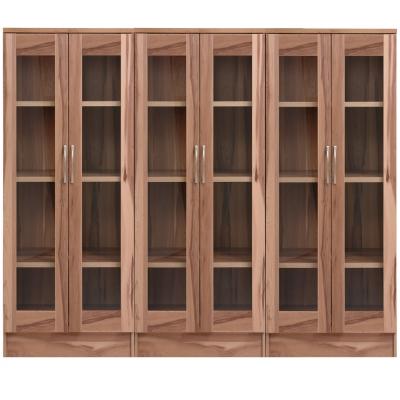 aaronation 雷思克設計師180~240cm框型玻璃收納櫃-量身訂製系統家具