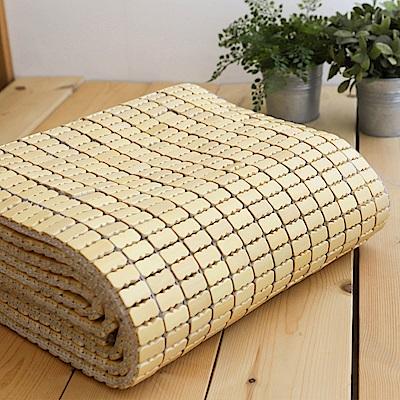 絲薇諾 雙人 經典牛筋繩麻將涼蓆 竹蓆