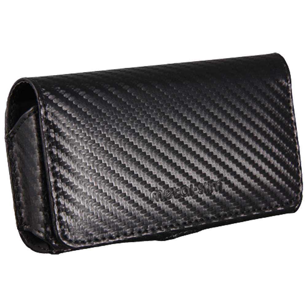Metal-Slim NOKIA品牌 4.7吋手機 PU材質 腰掛皮套