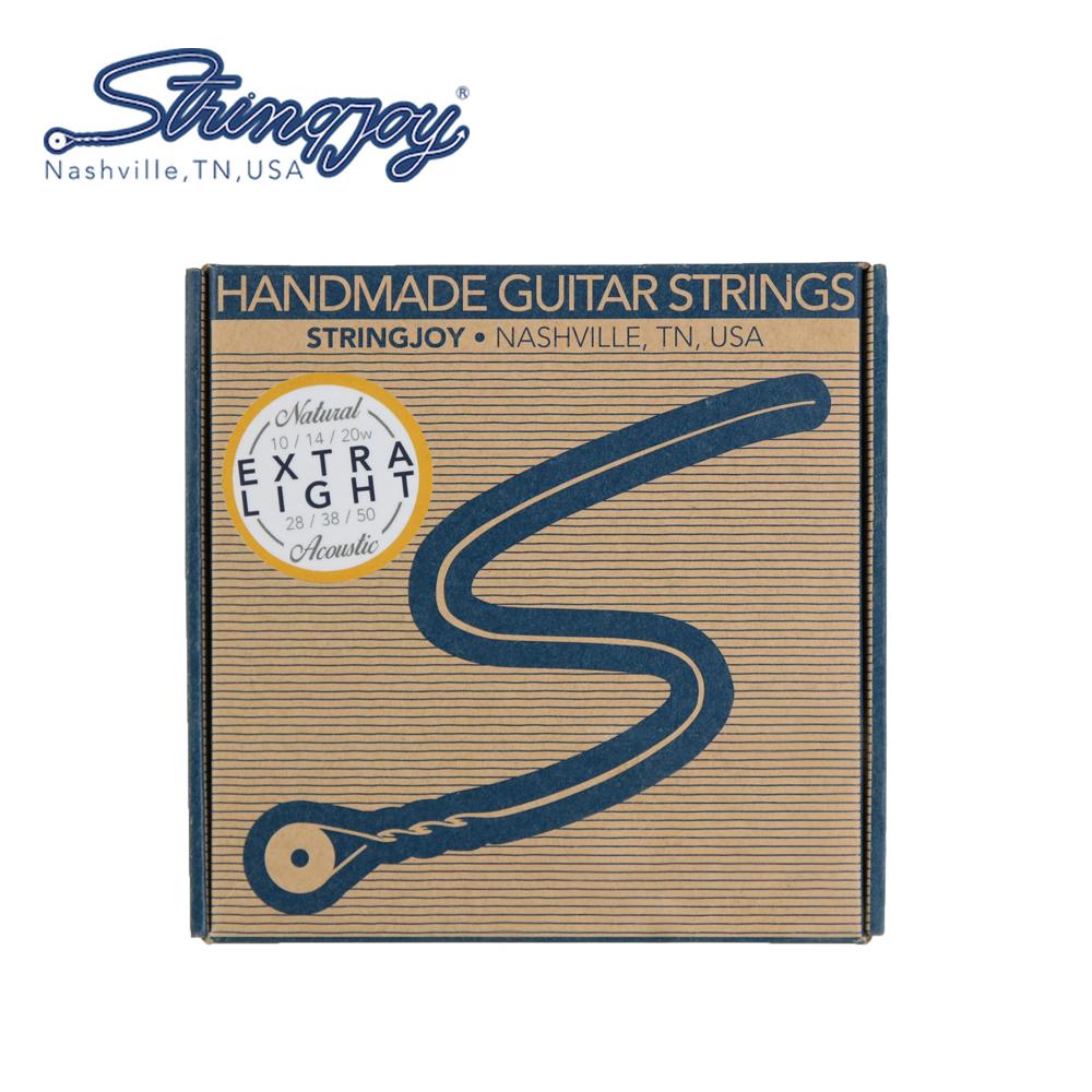 Stringjoy NB1050 木吉他套弦