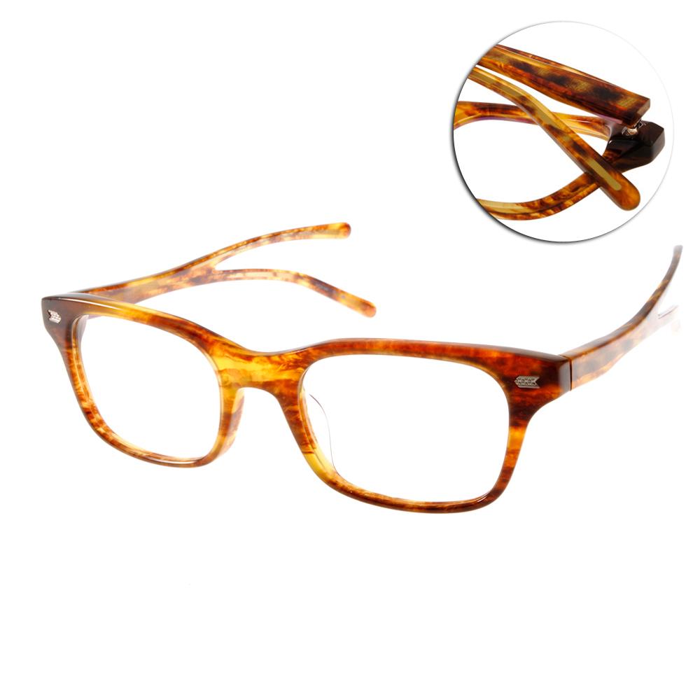 ACTIVIST眼鏡 紐約靈魂日本手工框/棕#MCKINLEY C02