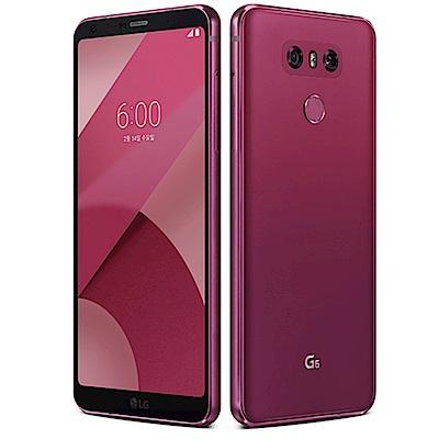 LG  G6 LG G6 (4G/64G) 5.7吋 廣角雙鏡頭旗艦手機 新色霞光紅