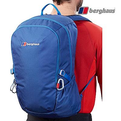 【Berghaus貝豪斯】透氣多功能30L背包T28X88-藍