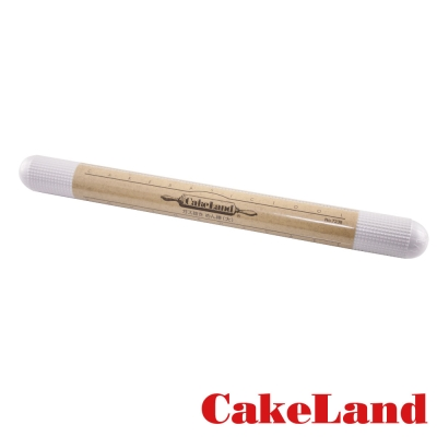 【日本CAKELAND】顆粒型桿麵棒-37.5CM