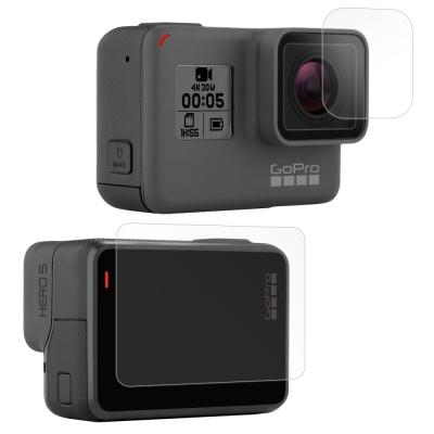 GoPro HERO5 相機鏡頭 觸控螢幕 光學抗刮螢幕保護貼