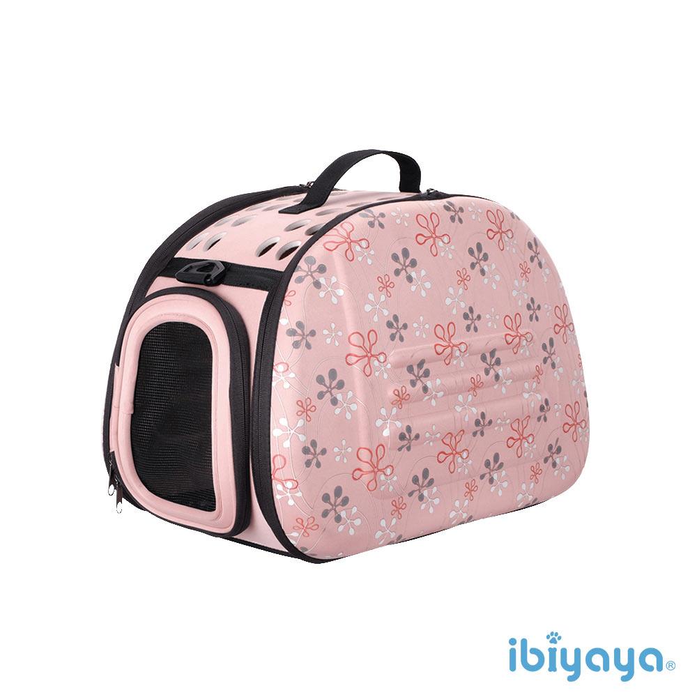 IBIYAYA依比呀呀-輕巧摺疊寵物提包-典雅裸(FC1007)