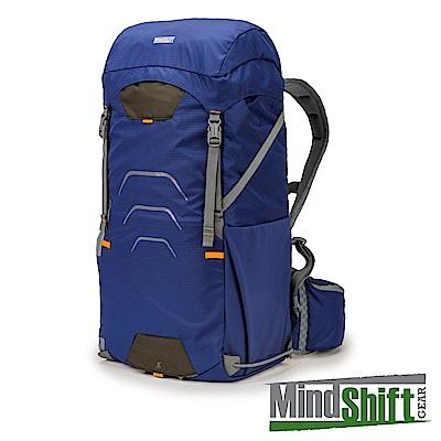 MindShift曼德士 UltraLight運動休閒機能包36L-藍L-MS307