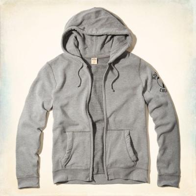 Hollister HCO 長袖 外套 灰色 0261