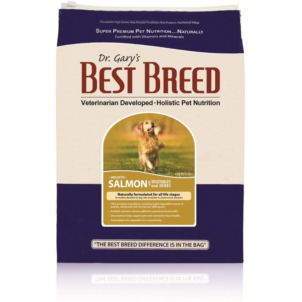 BEST BREED貝斯比 全齡犬 鮭魚+蔬果與香草配方 6.8kg