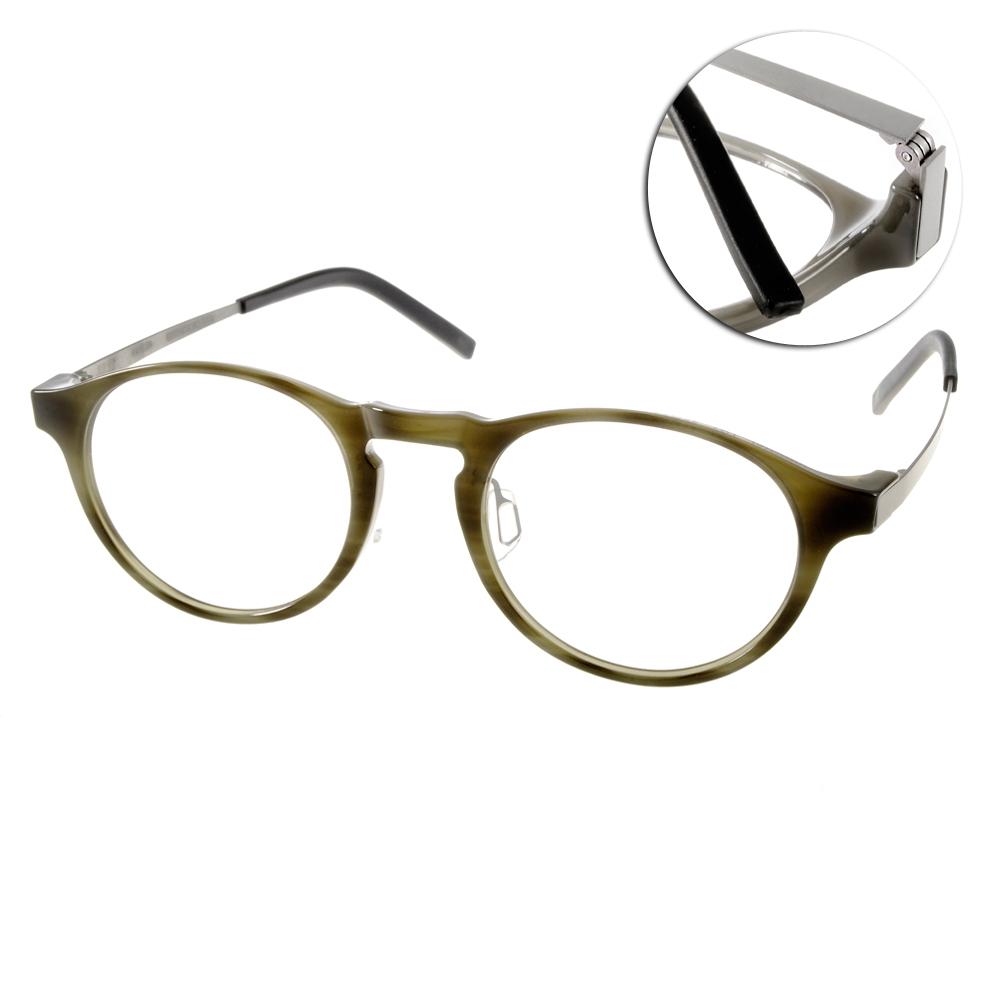 JULIO眼鏡 完美工藝/灰-銀#SHANGHAI TGY