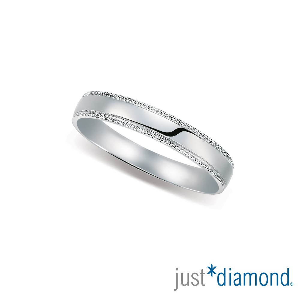 Just Diamond Eternity系列對戒 I am Yours-男戒