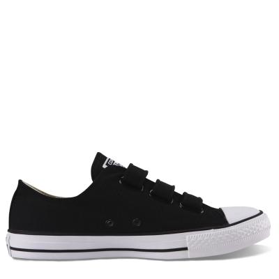 CONVERSE-女休閒鞋105043-黑