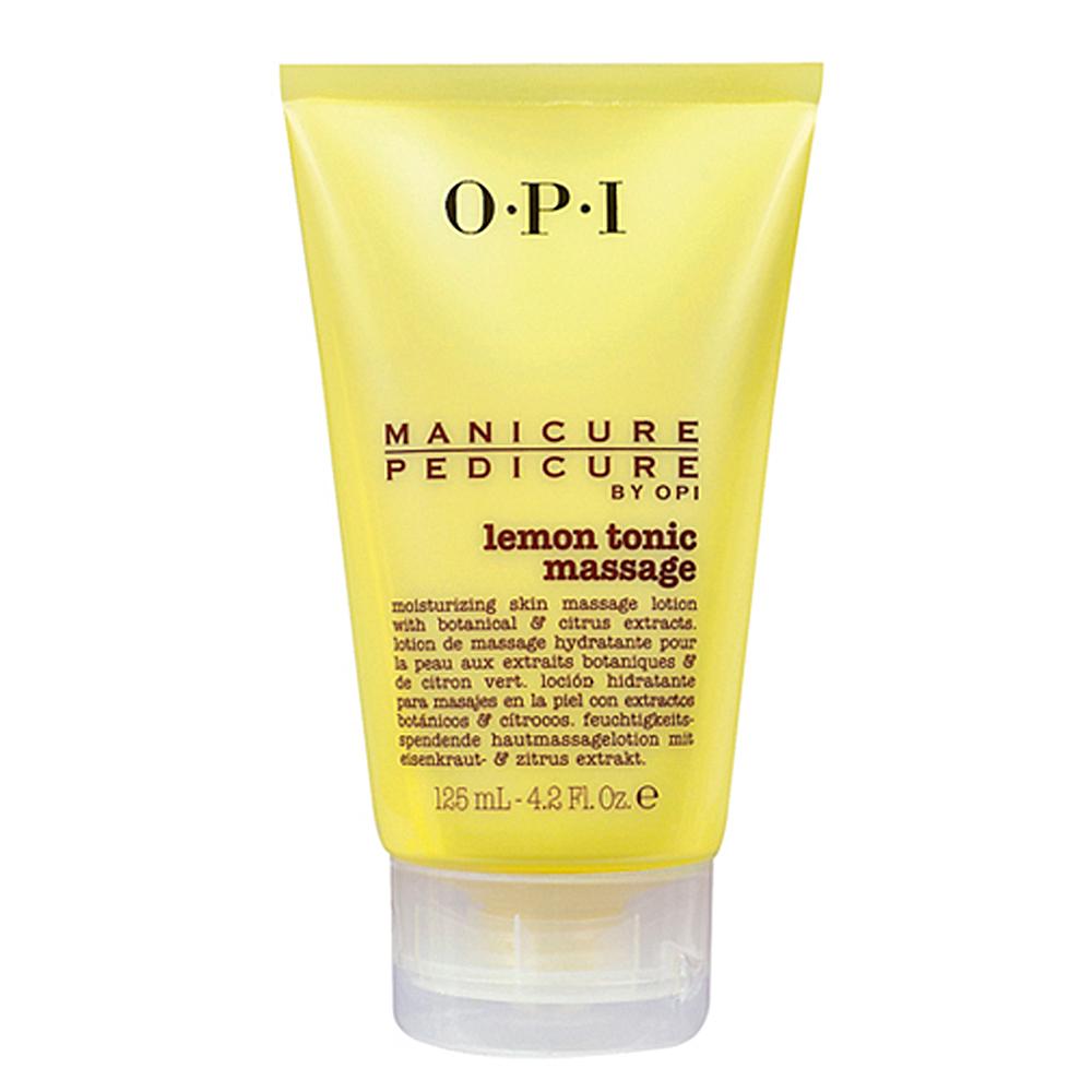 OPI PEDICURE BY OPI.檸檬滋護舒緩按摩乳125mL(PC464)