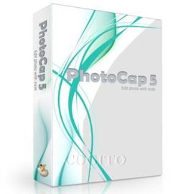 PhotoCap 5 商業版 - 單機 [終身授權] (盒裝)