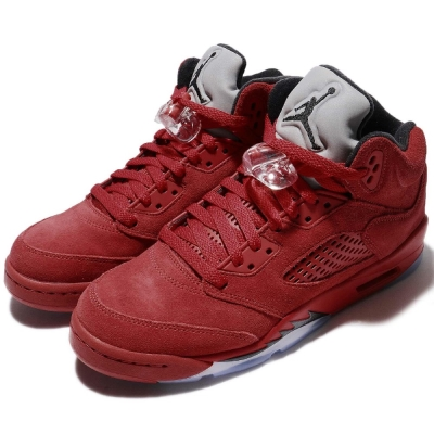 Nike-休閒鞋-Air-Jordan-5代-女鞋