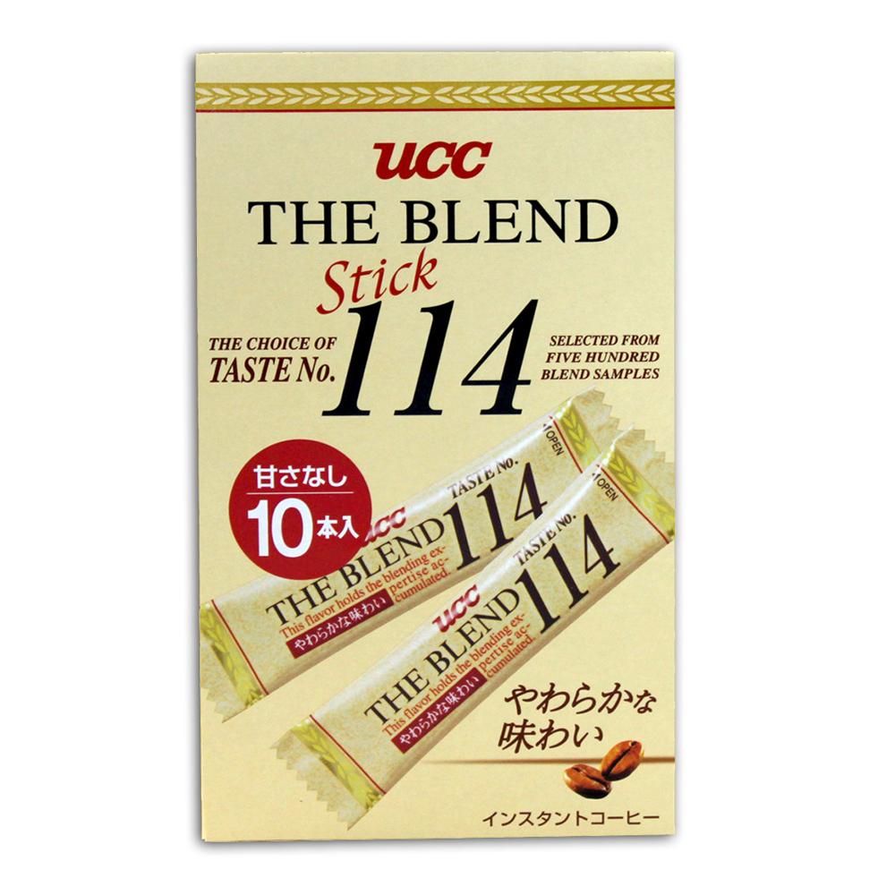 UCC  114隨身包咖啡10P (20g)