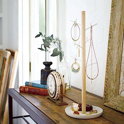 YAMAZAKI TOSCA樹狀飾品掛架★項鍊/珠寶/飾品/小物收納