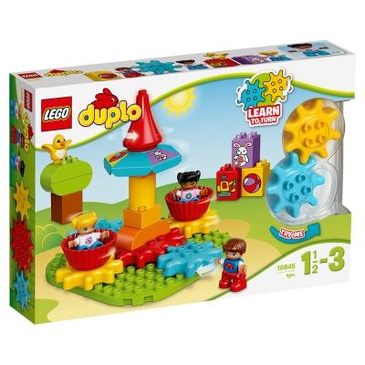 LEGO樂高 得寶系列 10845 我的第一個旋轉木馬 (3Y+)