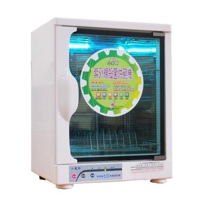 小廚師二層奶瓶紫外線抑菌烘乾機-FOKI-7