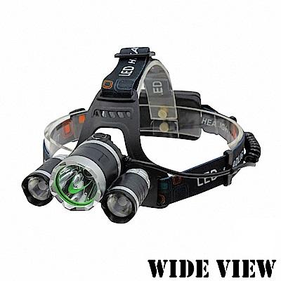 【WIDE VIEW】3T6遠射頭燈(NZL-RJ3K)