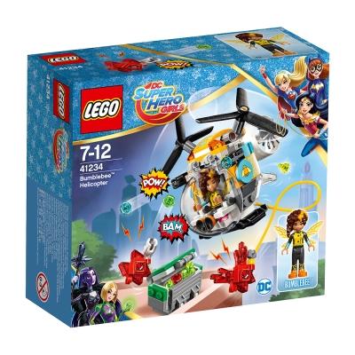 LEGO樂高 超級女英雄系列 41234 黃蜂女的直升機 (7Y+)