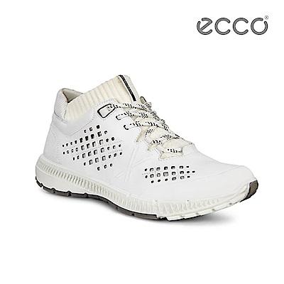 ECCO INTRINSIC TR 太空極限越野概念運動鞋-白