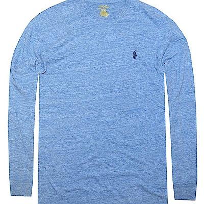 Ralph Lauren 長袖 T恤 素面 藍色 326