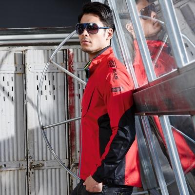 【LEIDOOE】機能性保暖休閒厚外套(51025)紅