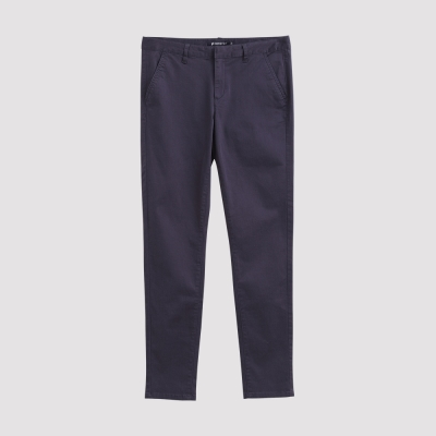 Hang Ten - 女裝 - 彈性修身美型西裝褲-灰