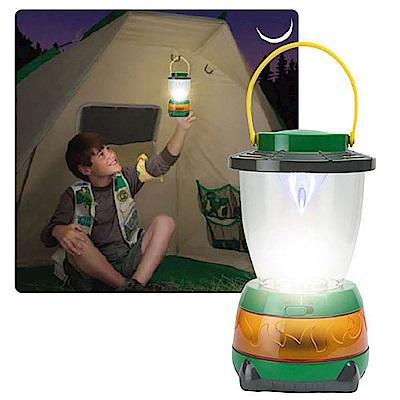 美國BYS 小小探險家 防潑水LED露營燈