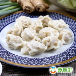 蔥阿嬸 手工高麗菜豬肉水餃(約50顆/袋)