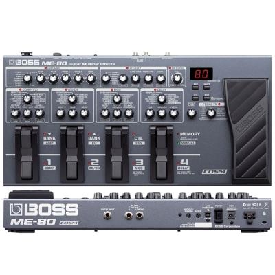 BOSS ME-80 吉他綜合效果器