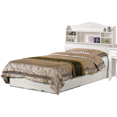 CASA卡莎 安朵 3 . 5 尺被櫥式單人床(不含床墊)