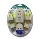 太星電工旅行專用電壓變換組 DK202 product thumbnail 1