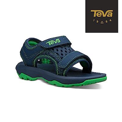 TEVA 幼童 Psyclone XLT 運動涼鞋 海軍藍
