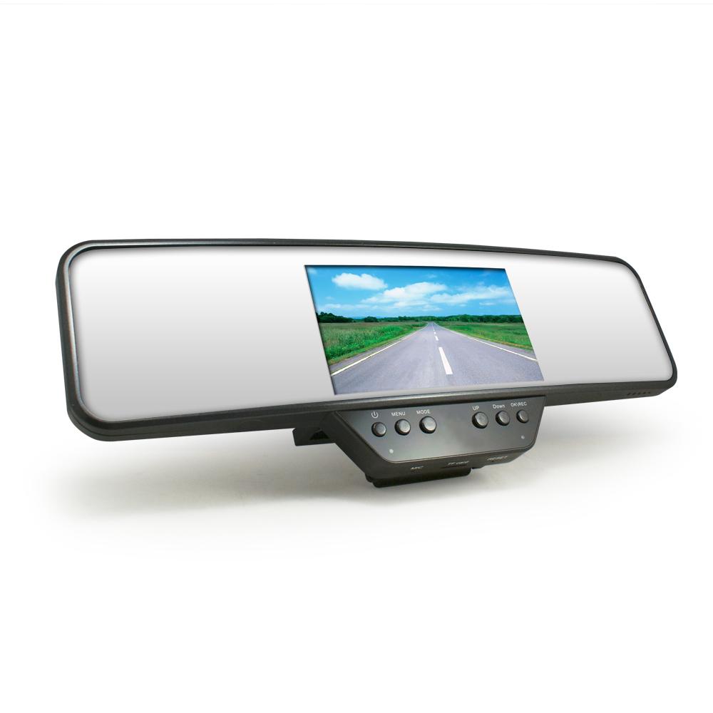CARSCAM RS029 1080P廣角曲面後視鏡行車記錄器
