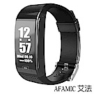 【AFAMIC 艾法】CK18藍芽光電心率GPS智慧手錶(LINE FB顯示)