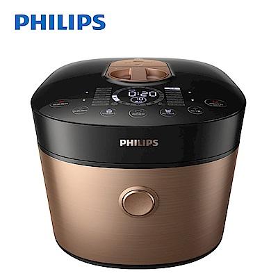 [無卡分期-12期] 飛利浦 PHILIPS 雙重脈衝智慧萬用鍋 HD2195