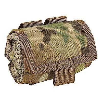 J-TECH 網狀折疊彈匣回收袋(迷彩綠MC)