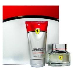 Ferrari Scuderia Farrari 勁速淡香水40ml 禮盒