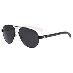 Calvin Klein- 帥氣雷朋型太陽眼鏡(黑色)