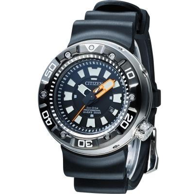 CITIZEN PROMASTER 限量潛水運動錶(BN0176-08E)-48mm