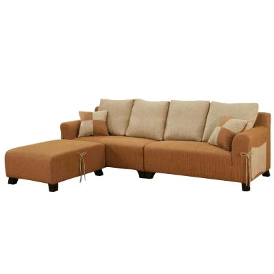 Boden-麗莎L型布沙發