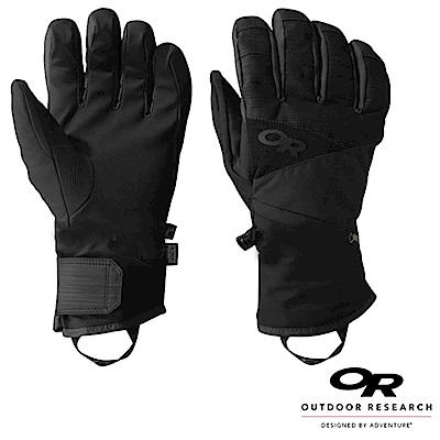 【Outdoor Research】男 Gore-Tex 防水防風透氣保暖手套_黑