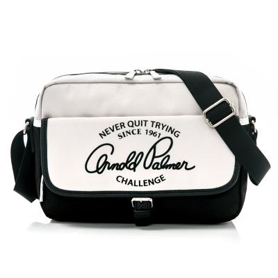 Arnold Palmer- 斜背包 Casual 學院休閒系列-淺灰色